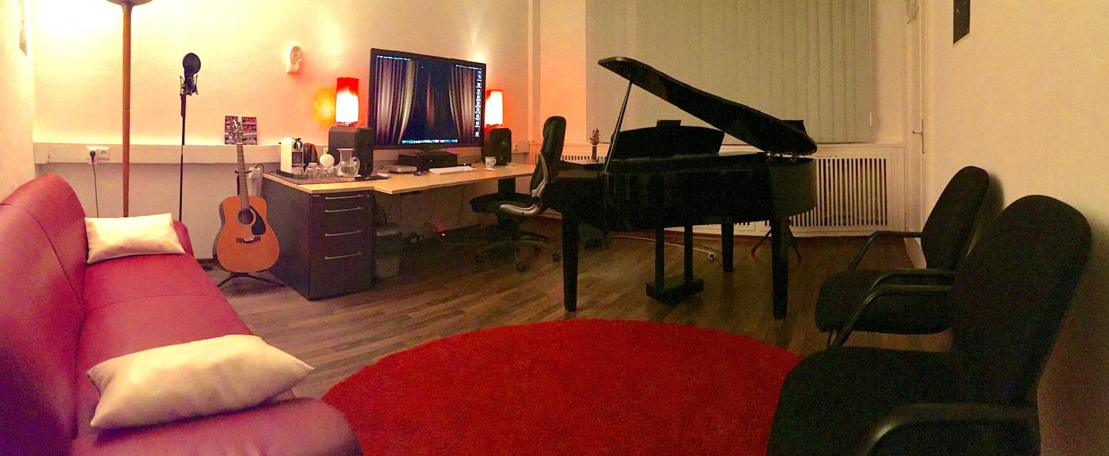 Studio Gesangsunterricht Hamburg Anfahrt